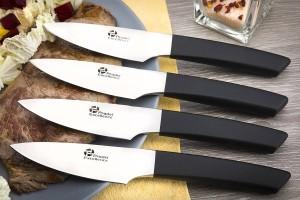 Coffret 70ème anniversaire 4 couteaux à steak 1948 Pradel Excellence
