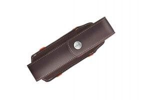 Etui Opinel Outdoor marron taille L pour couteau de poche