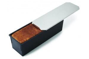 Moule rectangulaire avec couvercle Exoglass® Matfer