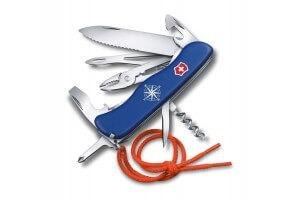 Couteau suisse Victorinox Skipper bleu 111mm 18 fonctions