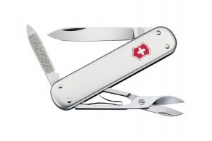 Couteau suisse Victorinox Money Clip Silver 74mm 5 fonctions