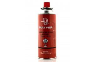 Cartouche de gaz pour chalumeau professionnel Matfer