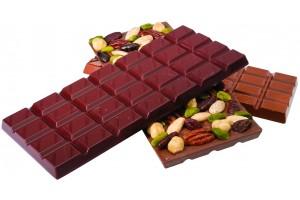 Moule tablette de chocolat 200g 207mm x 88mm
