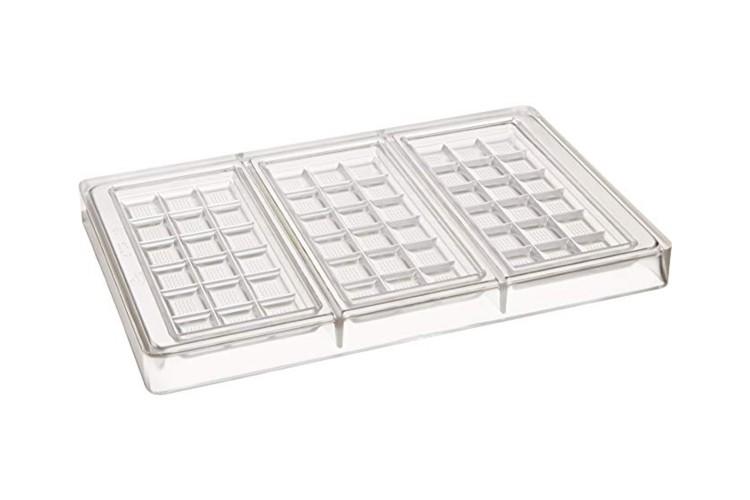 Moule 3 tablettes de chocolat de 100g
