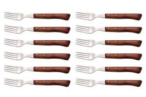 Set de 12 fourchettes de table Arcos acier inox 9cm