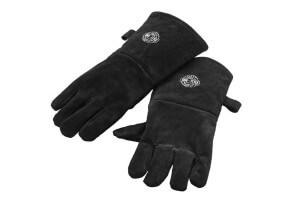Paire de gants pour barbecue Gefu BBQ en nubuck