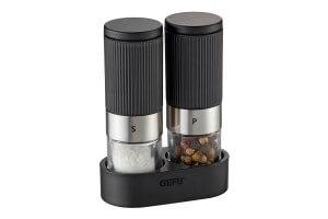Set de 2 moulins sel/poivre Gefu Tusome