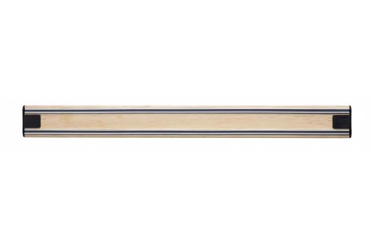 Barre aimantée Bisbell Bisigrip 30cm en hévéa