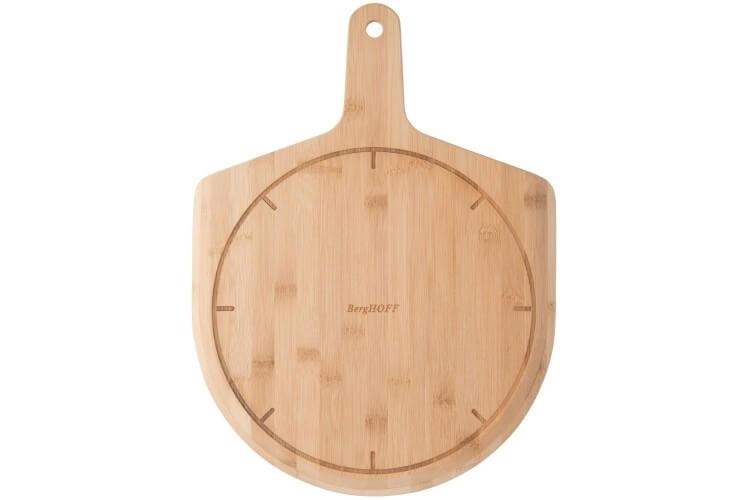 Pelle à pizza ronde graduée Berghoff Leo en bambou