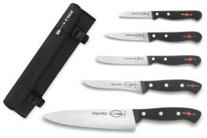 Mallette de cuisinier Dick Superior 5 couteaux de cuisine