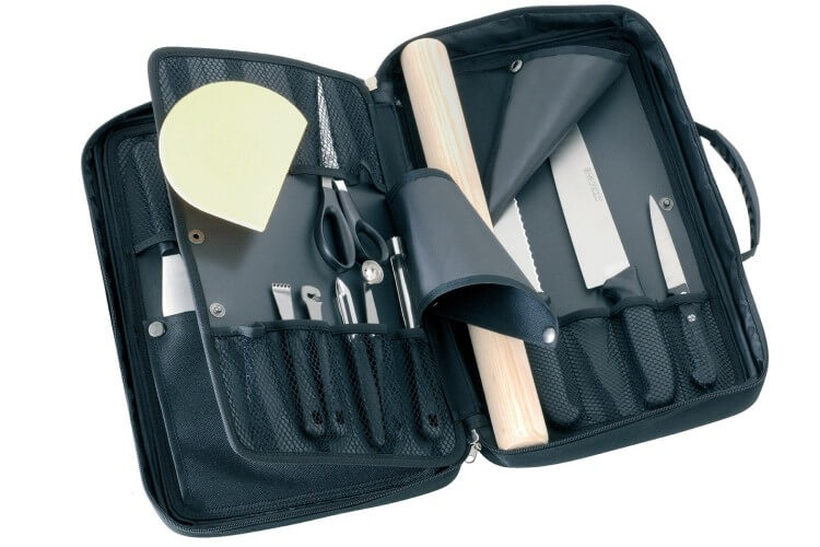 Malette 22 ustensiles et accessoires de pâtisserie BARGOIN