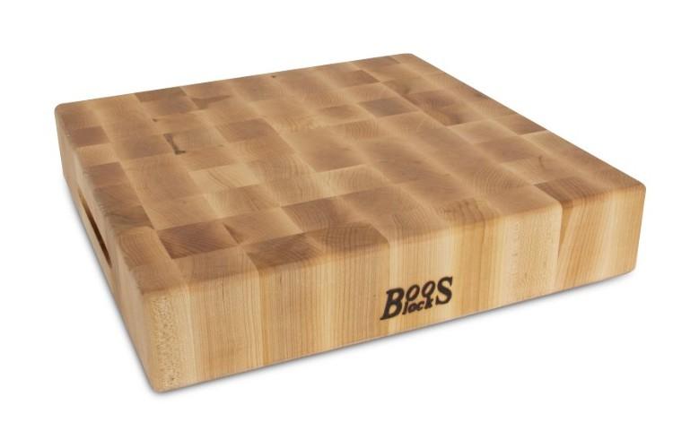 Planche à découper Boos Blocks réversible 46 x 46 x 7.5cm