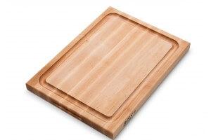 Planche à découper Boos Blocks ProChef bois d'érable avec rigole réversible 51x38x4cm