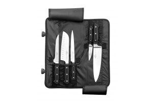 Mallette 5 couteaux professionnels SABATIER International