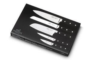 Coffret SABATIER International Pluton 5 couteaux de cuisine