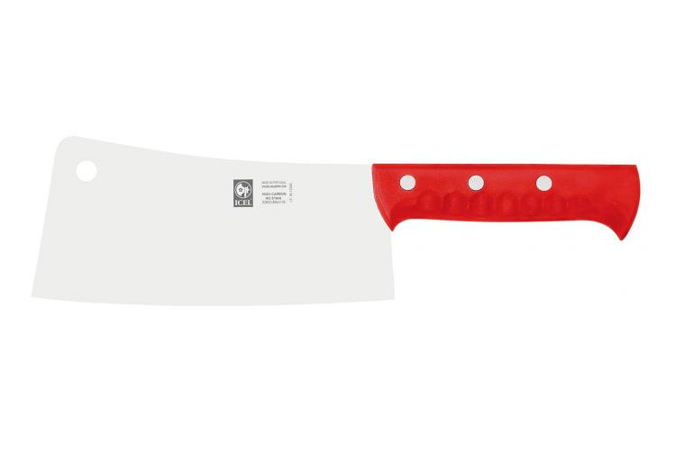 Feuille de boucher professionnelle Icel 1,24kg lame 25cm