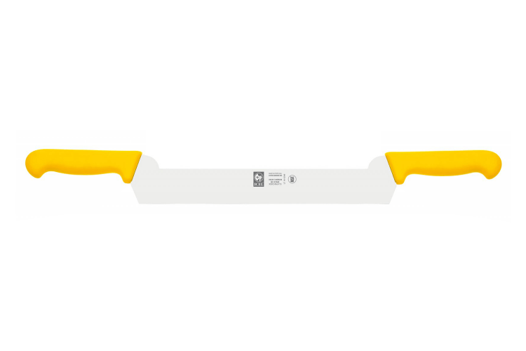 Couteau à fromage 2 manches professionnel Icel 30cm