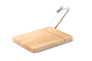 Planche à découper avec lyre à foie gras et fromage Continenta 24x17,5x2cm