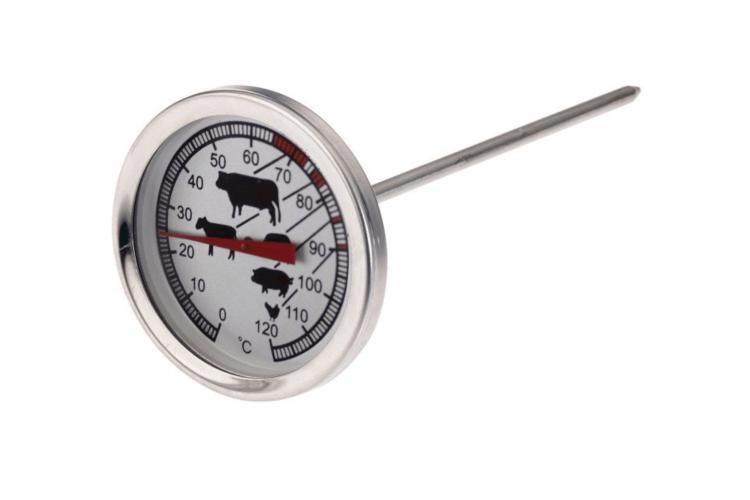 Thermomètre à viande Westmark en acier inox