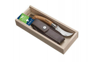 Coffret couteau à champignons Opinel N°08 + Etui