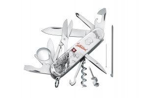 Couteau suisse Victorinox Explorer Swiss Spirit 91mm 20 fonctions - Edition limitée 2020