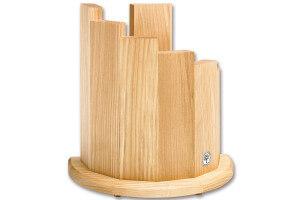 Bloc vide magnétique Böker en bois d'olivier