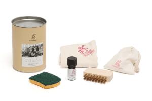 Kit d'entretien pour planches à découper et manches en bois Windmesser Solingen