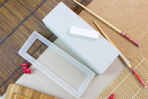 Maxi pierre à aiguiser japonaise Suehiro Cerax céramique grains 320