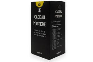 Cadeau mystère Cookut - Le cadeau original et surprenant à offrir
