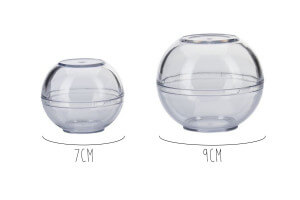 Set 2 boules fraîcheur Westmark anti odeur