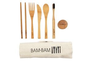 Kit repas en bambou Cookut Bam Bam