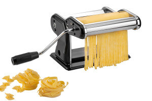 Machine à pâtes manuelle Gefu Pasta Perfetta Nero