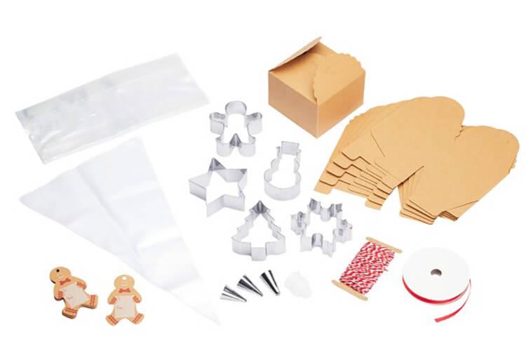 Kit biscuits de Noël Kitchen Craft 39 pièces