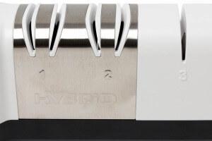 Aiguiseur électrique Chef's Choice Hybrid 270 couteau lisse et dentelé