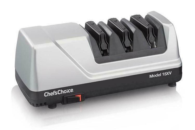 Aiguiseur électrique Chef's Choice Trizor XV CC15 couteaux européens et japonais