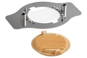 Matfer Prep Chef portionneur coupe-fils rondelles 8mm