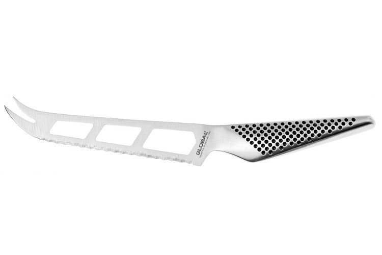 Couteau à fromage japonais Global GS10 lame flexible 14cm