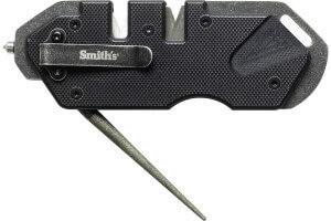 Affûteur de poche Smith's PP1 Tactical avec clip