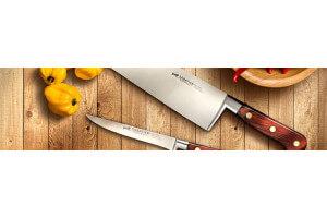 Couteau de chef SABATIER Saveur 100% forgé 15cm rivets laiton