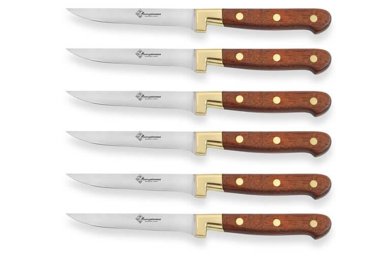 Coffret 6 couteaux à steak Prince Gastronome Au Nain