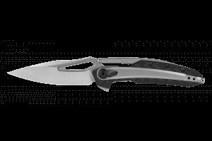 Couteau pliant Zero Tolerance ZT0990 manche squelette à pont flottant 11,2cm