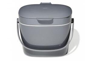 Bac à compost cuisine OXO 6,6L