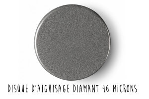 Disque d'aiguisage HORL® diamant standard