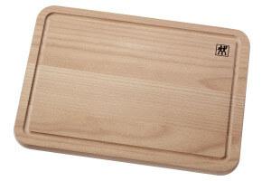 Planche à découper en bois Zwilling 35x25cm