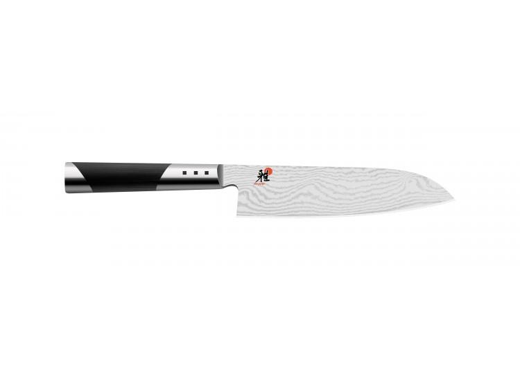 Couteau Santoku japonais Miyabi 7000D lame 18cm