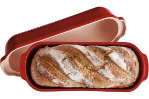 Moule à pain de campagne Emile Henry en céramique 2,3l