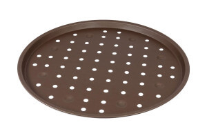 Plaque à pizza perforée Gobel