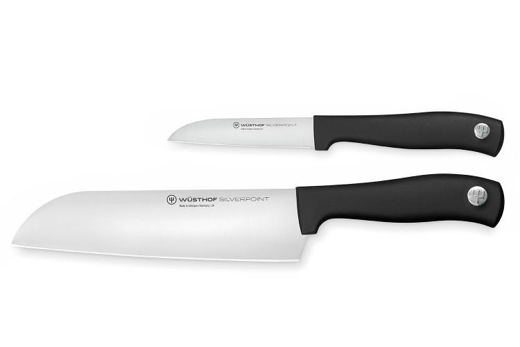 Ensemble de 2 couteaux Silverpoint de Wusthof