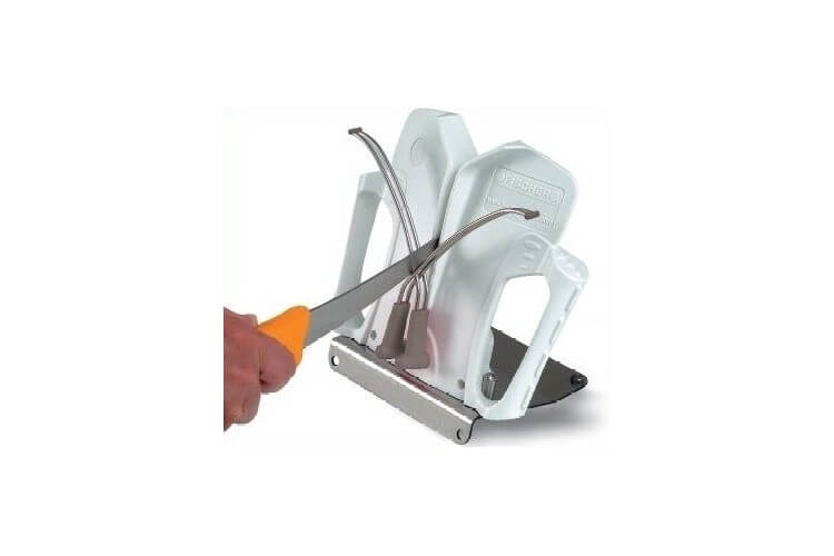 Affûteur Redsteel Diamond FISCHER à broches croisées