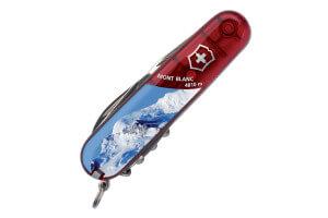 Couteau suisse Victorinox Spartan Mont Blanc 91mm 13 fonctions
